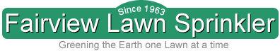 Fairview Lawn  Sprinkler